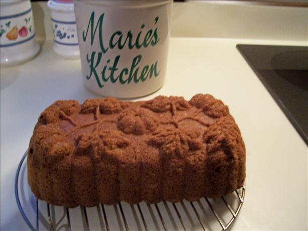 Spiced Pumpkin Bread. Photo by Marie