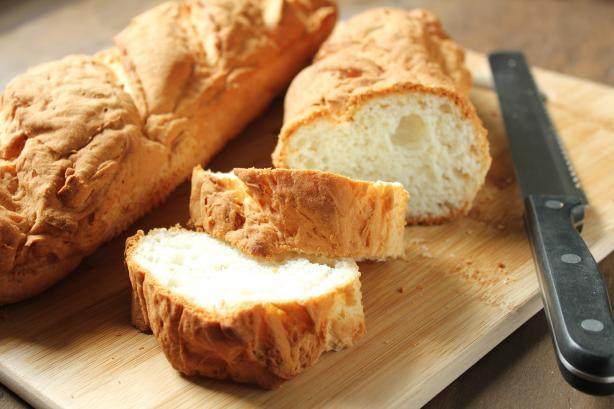 Gluten Free French Bread. Photo by Delicious as it Looks