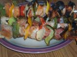 Southwestern Pork Kabobs