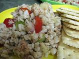 Barley and Tuna Salad With Lemon and Dill