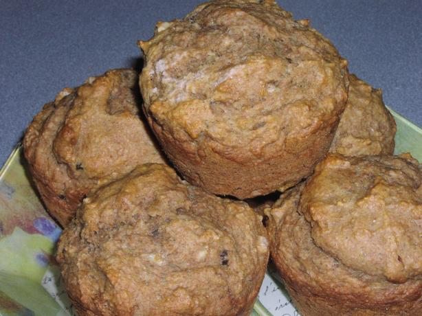 Banana Raisin Muffins. Photo by TeresaS