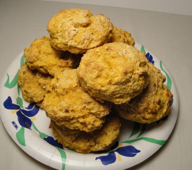 Pumpkin Scones. Photo by Debbwl