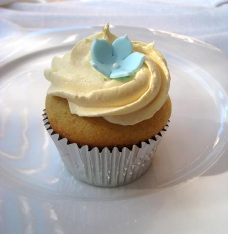 Amy Sedaris's Vanilla Cupcakes. Photo by SoWhipped