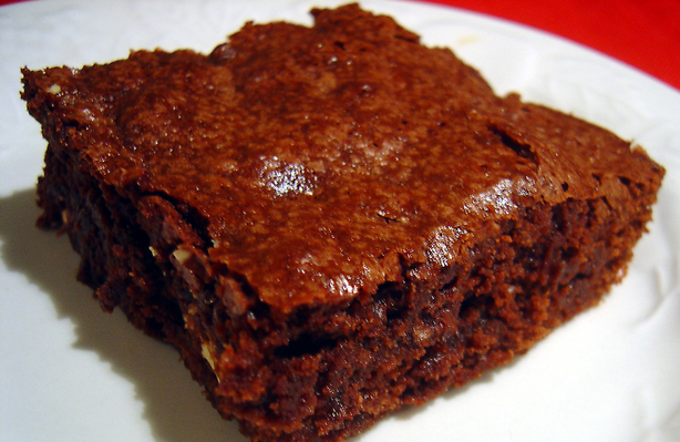 Fudgy Brownies. Photo by :(