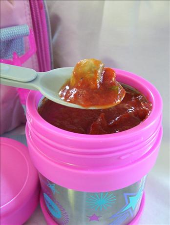 Lunch Box Pizza Soup. Photo by * Pamela *