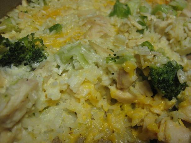 Creamy Chicken Broccoli Bake. Photo by Charlotte J