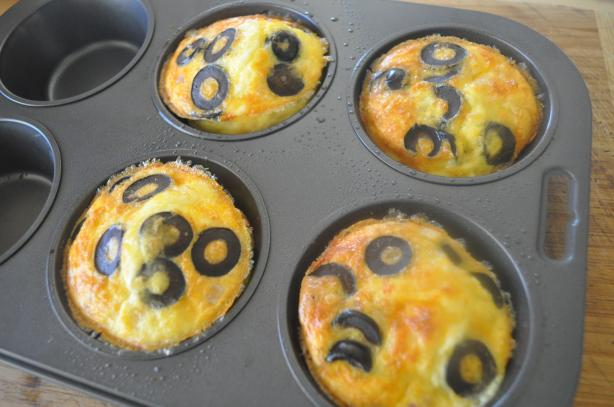 Mini Frittatas. Photo by I'mPat