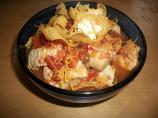 Fiesta Chicken Soup - Crock Pot