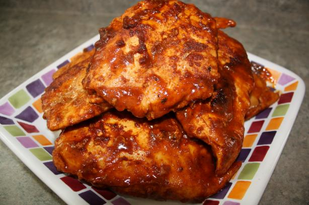 Spiced Citrus Dump Chicken. Photo by * Pamela *