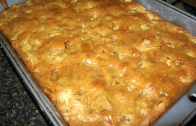 Cake Mix Apple Pie Cake. Photo by ldbttrfly30