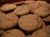 Mom's Molasses Cookies. Recipe by puppitypup