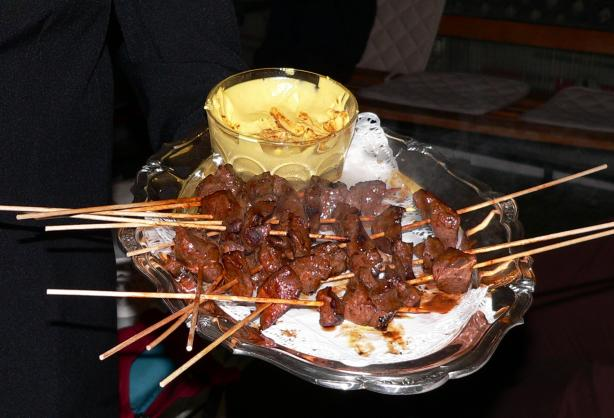 Peruvian Anticuchos. Photo by TheGeek!