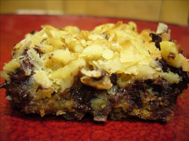 Chocolate Chip Dream Bars. Photo by cookiedog