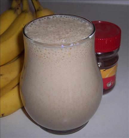 Banana Coffee Smoothie. Photo by tweetyfan