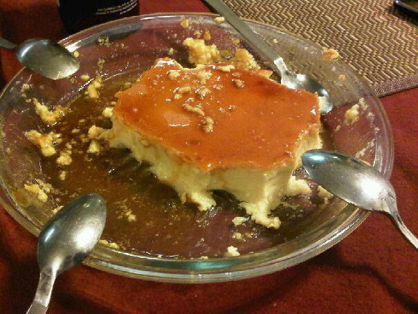 Delicious, Easy Cuban-Style Flan. Photo by PhoodPhight