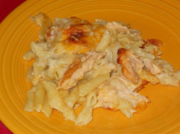 Salmon Casserole. Photo by Chef #1236725