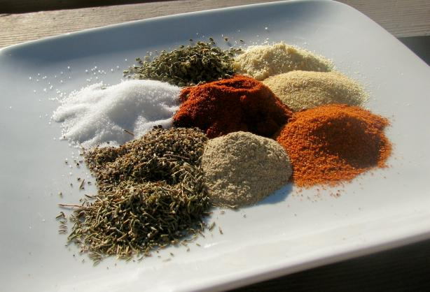 Paul Prudhomme's Blackened Seasoning Blend. Photo by lazyme