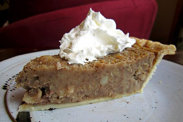 Navy Bean Pie (Muslim). Photo by yogiclarebear