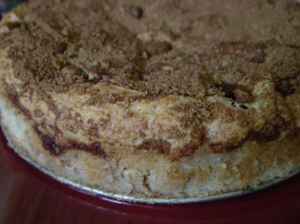 Buttery Apple Cinnamon Cake. Photo by Brenda.