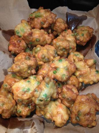 Chamorro Shrimp Patties. Photo by ChamoritaMomma