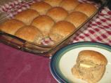 Honey Whole Wheat Rolls