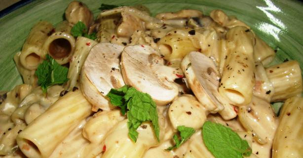 Supa Quick Chicken &#39;n Chutney Pasta. Photo by Karen Elizabeth
