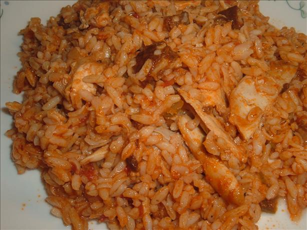 Chicken Jambalaya. Photo by Stacky5