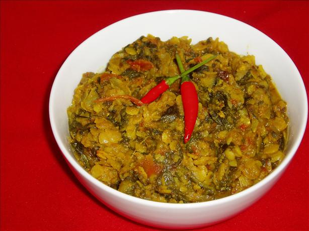 Dhal Palak. Photo by Chef #302958