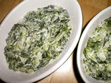 Julie's Creamed Spinach