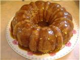 Diane's Fresh Apple Cake With Caramel Glaze