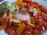 Southwestern Eggs With a Kick