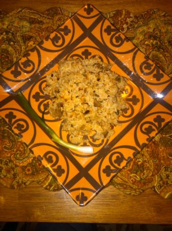 Popeyes Cajun Rice - Copycat. Photo by chef frenchy