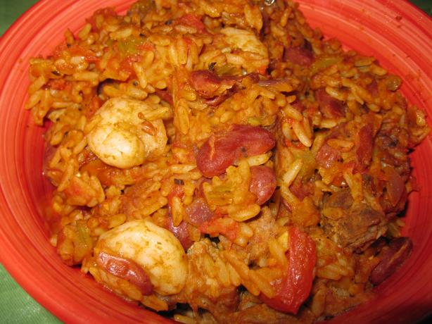 Jambalaya. Photo by threeovens