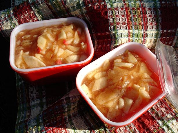 Freezer Apple Pie Filling - OAMC. Photo by mammafishy