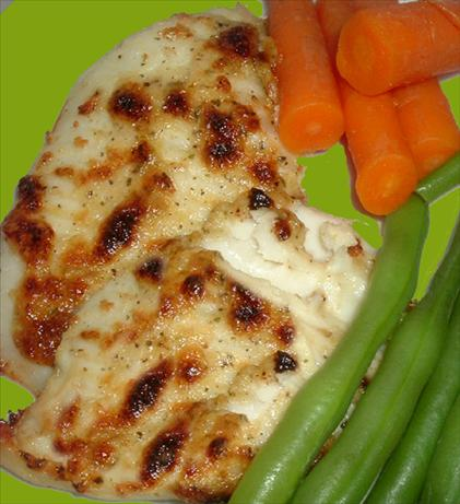 Parmesan Tilapia. Photo by Bergy