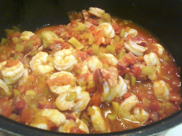New Orleans Shrimp Creole. Photo by pennock28