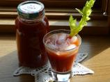 Aunt Ione&#39;s Bloody Mary Mix (Canning)