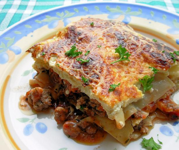 Easy Way Lasagna. Photo by French Tart
