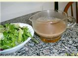 Pecan-Garlic Salad Dressing