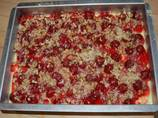Cherry Cheese Bars