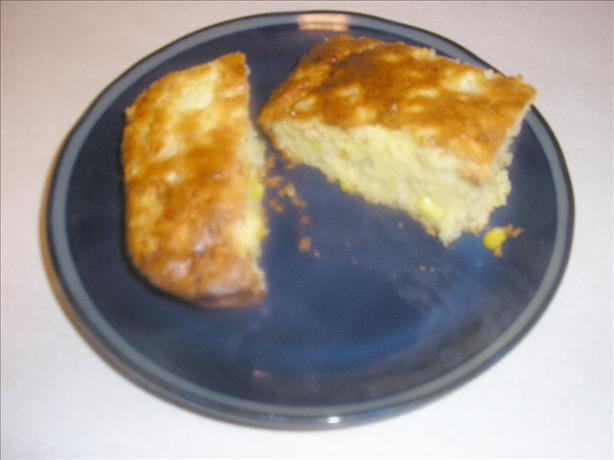 Best Cornbread Ever. Photo by Paul in Owens Cross Roads