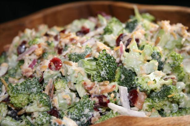 Broccoli and Cranberry Salad. Photo by ~Nimz~