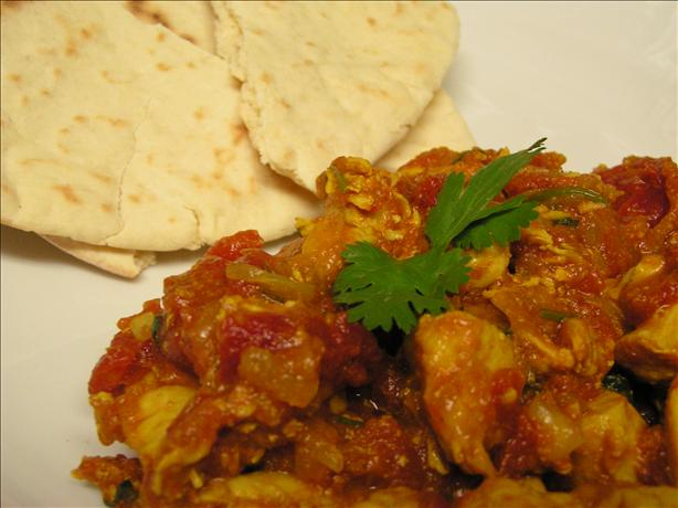 Chicken Jalfrezi. Photo by Pikake21