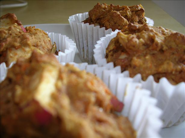 Gluten-Free Morning Glory Muffins. Photo by Laurie150
