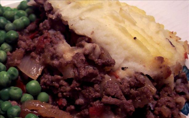 Cottage Pie (authentic Irish recipe). Photo by HeatherFeather