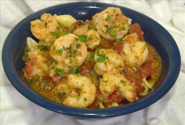 Microwave Bayou Shrimp Creole. Photo by Mama's Kitchen (Hope)