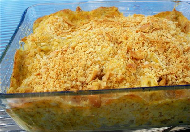 Curried Cauliflower Casserole. Photo by *Parsley*