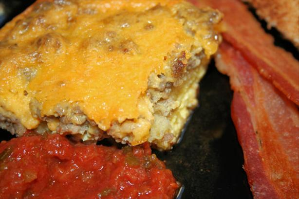 Easy Breakfast Casserole. Photo by ~Nimz~