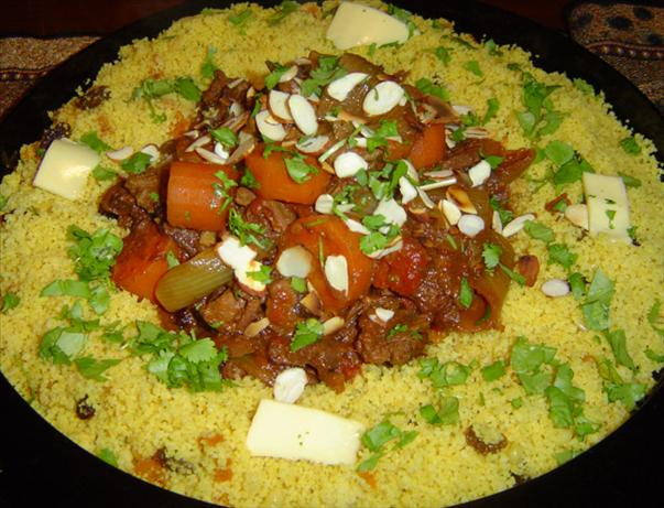 Fragrant Moroccan Beef, Date, Honey and Prune Tagine - Crock Pot. Photo by A Good Thing