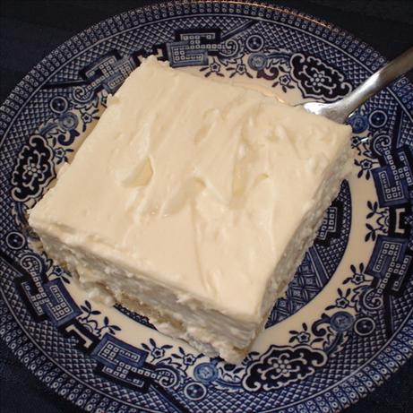 No-Bake Cheesecake - Sugar-Free and Wheat-Free. Photo by Bobbiann